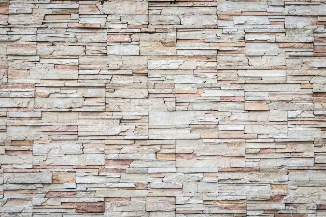 42582839 close up del patr n de la piedra natural travertino textura de la pared y el fondo foto - Pared de piedra natural ...
